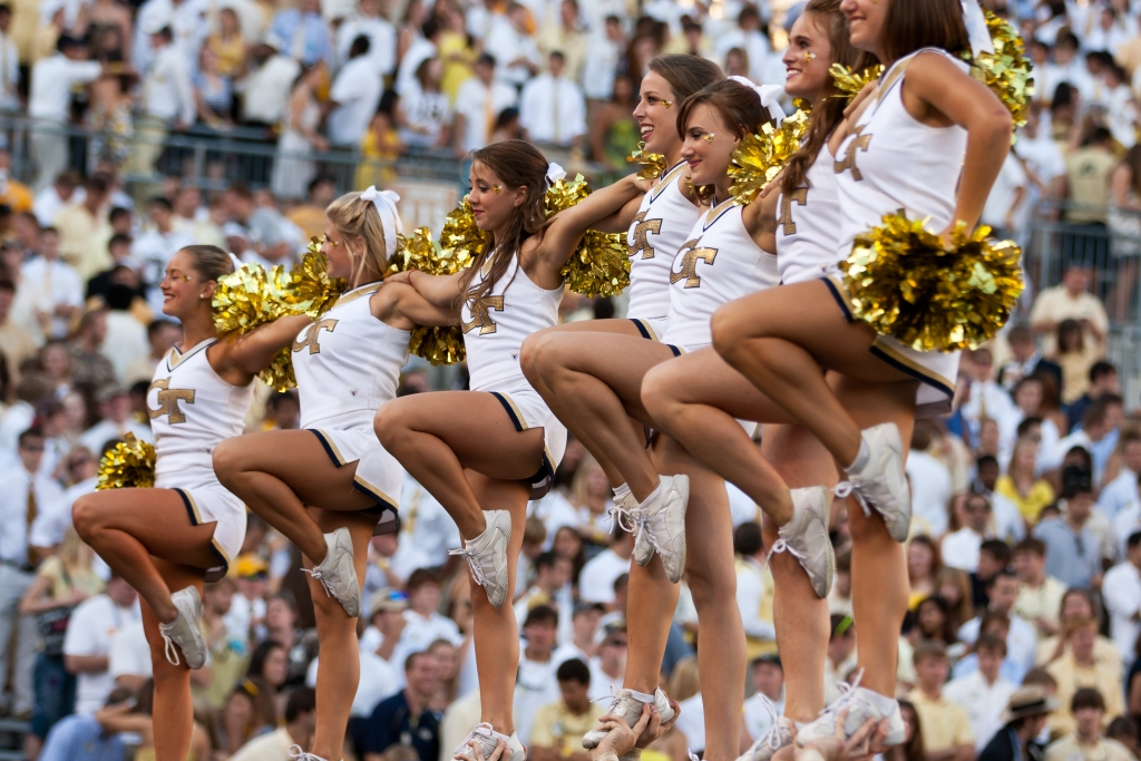 GT Cheerleading