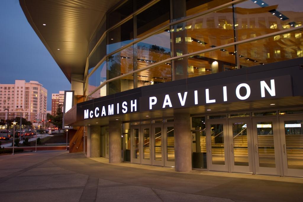 McCamish pavillion