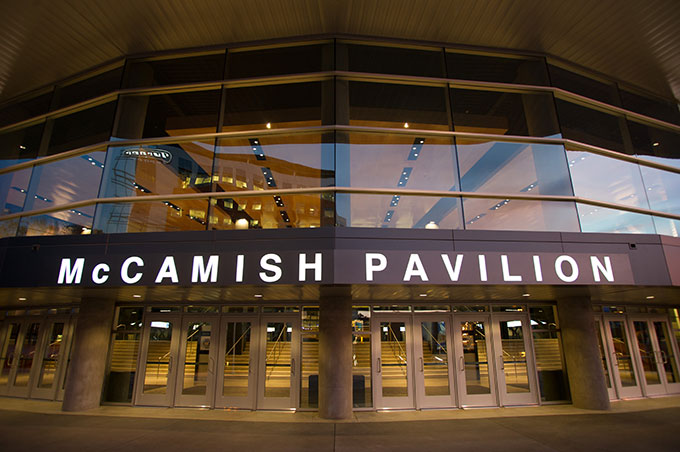 MCamish Pavilion