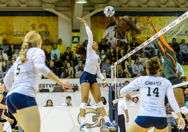 GT volleyball